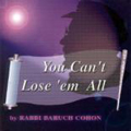 You Can't Loose Them All CD